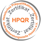 HPQR - Hessisches Präqualifikationsregister